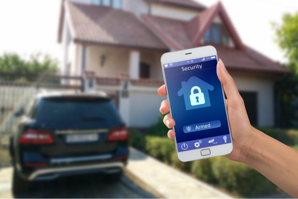 Home Security Alarm System Melbourne